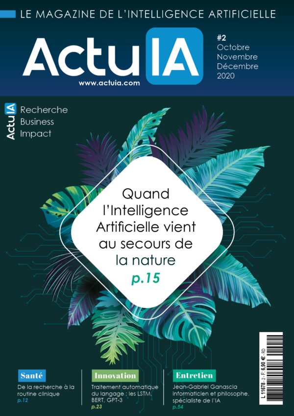 magazine intelligence artificielle N°2