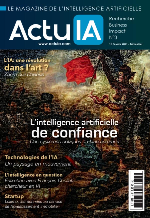 magazine de l'intelligence artificielle N°3
